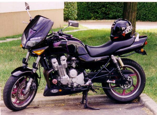 Cb 750 version 5